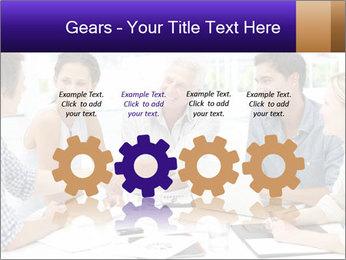Business meeting PowerPoint Template - Slide 48