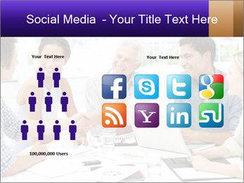 Business meeting PowerPoint Template - Slide 5