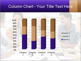 Business meeting PowerPoint Template - Slide 50
