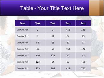 Business meeting PowerPoint Template - Slide 55