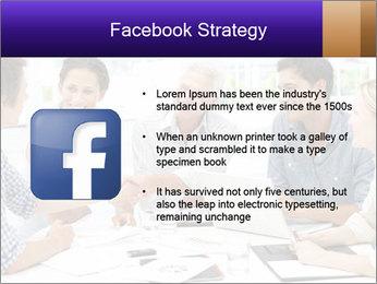 Business meeting PowerPoint Template - Slide 6