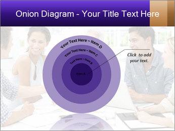 Business meeting PowerPoint Template - Slide 61