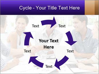 Business meeting PowerPoint Template - Slide 62