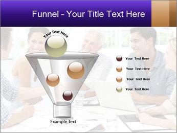 Business meeting PowerPoint Template - Slide 63