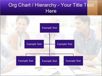 Business meeting PowerPoint Template - Slide 66