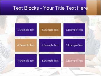 Business meeting PowerPoint Template - Slide 68