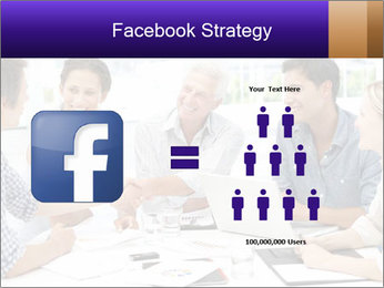Business meeting PowerPoint Template - Slide 7