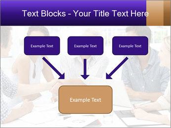 Business meeting PowerPoint Template - Slide 70