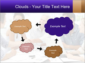 Business meeting PowerPoint Template - Slide 72