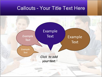 Business meeting PowerPoint Template - Slide 73