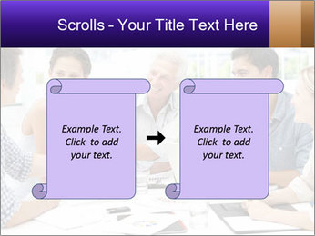 Business meeting PowerPoint Templates - Slide 74