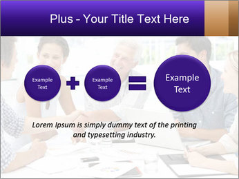 Business meeting PowerPoint Template - Slide 75