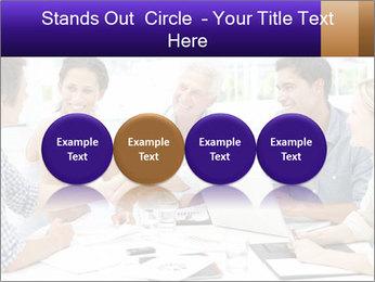 Business meeting PowerPoint Template - Slide 76