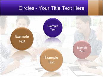 Business meeting PowerPoint Template - Slide 77