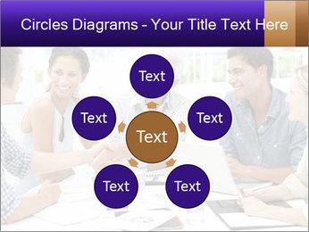 Business meeting PowerPoint Template - Slide 78