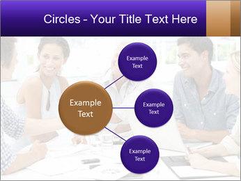 Business meeting PowerPoint Template - Slide 79