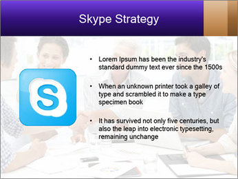 Business meeting PowerPoint Template - Slide 8