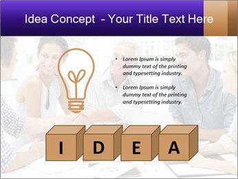 Business meeting PowerPoint Template - Slide 80