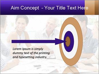 Business meeting PowerPoint Template - Slide 83