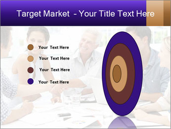 Business meeting PowerPoint Template - Slide 84