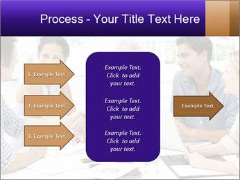 Business meeting PowerPoint Template - Slide 85