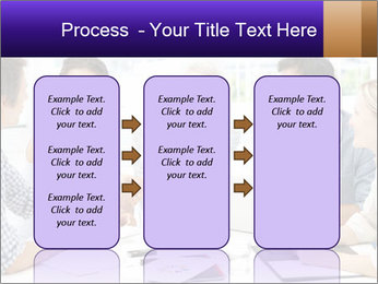 Business meeting PowerPoint Template - Slide 86