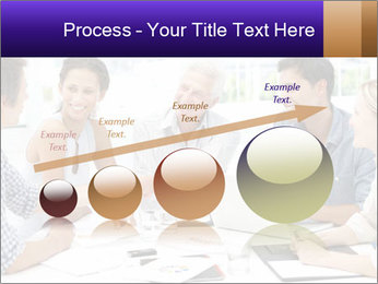 Business meeting PowerPoint Template - Slide 87