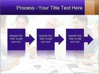 Business meeting PowerPoint Template - Slide 88