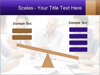 Business meeting PowerPoint Template - Slide 89
