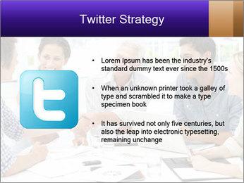 Business meeting PowerPoint Template - Slide 9
