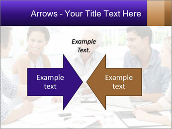 Business meeting PowerPoint Template - Slide 90