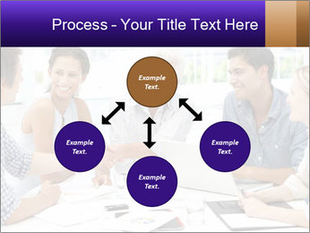 Business meeting PowerPoint Template - Slide 91
