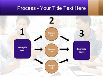 Business meeting PowerPoint Template - Slide 92