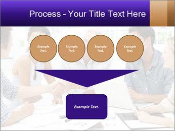 Business meeting PowerPoint Template - Slide 93