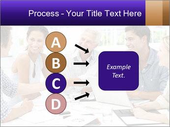 Business meeting PowerPoint Template - Slide 94