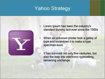 Jack russel terrier PowerPoint Template - Slide 11