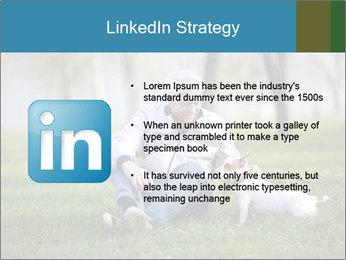 Jack russel terrier PowerPoint Template - Slide 12