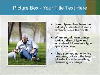 Jack russel terrier PowerPoint Template - Slide 13