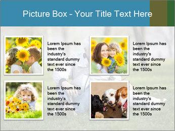 Jack russel terrier PowerPoint Template - Slide 14