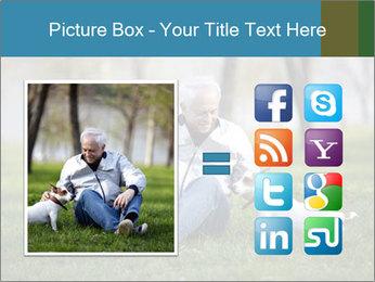Jack russel terrier PowerPoint Template - Slide 21