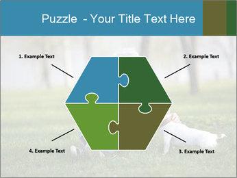 Jack russel terrier PowerPoint Template - Slide 40
