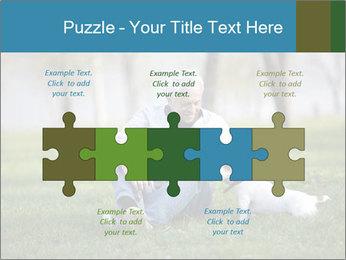 Jack russel terrier PowerPoint Template - Slide 41