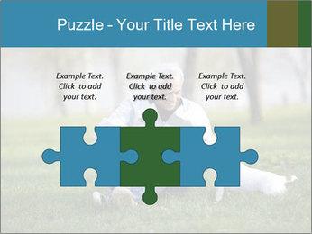 Jack russel terrier PowerPoint Template - Slide 42