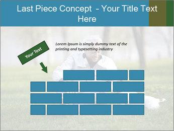 Jack russel terrier PowerPoint Template - Slide 46