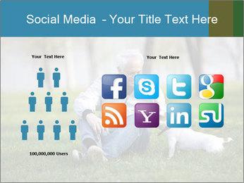 Jack russel terrier PowerPoint Template - Slide 5