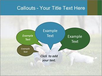 Jack russel terrier PowerPoint Template - Slide 73