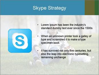 Jack russel terrier PowerPoint Template - Slide 8