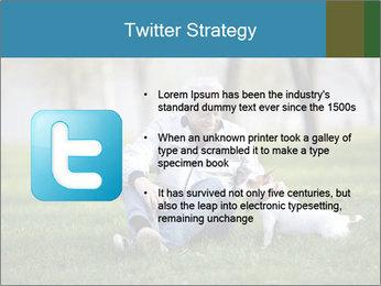 Jack russel terrier PowerPoint Template - Slide 9