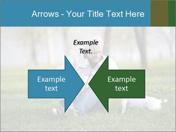 Jack russel terrier PowerPoint Template - Slide 90