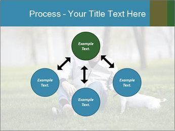 Jack russel terrier PowerPoint Template - Slide 91